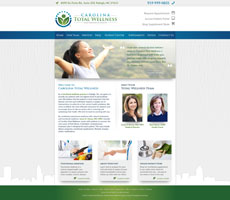 Client: Carolina Total Wellness